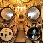 ドイツ海軍の潜水艦、Wilhelm Bauerの内部に入る