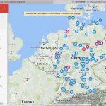 Googleマイマップでドイツ自然史博物館マップを作った